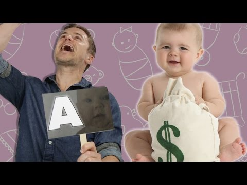 Thumbnail: Men Guess The Cost Of Having Kids