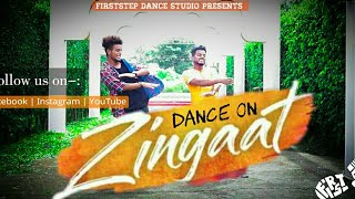 Zingaat Hindi song  | Dhadak | Bollywood Dance Choreography by Jay Bisht
