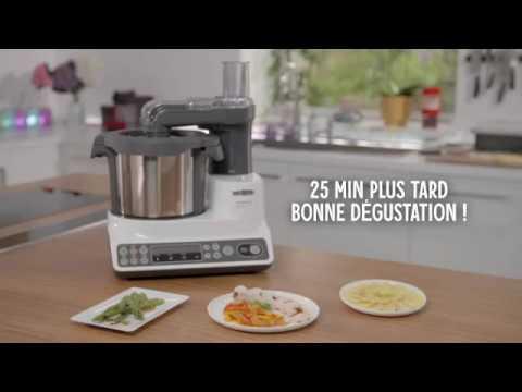 kenwood kcook multi - robot cuiseur multifonction - youtube