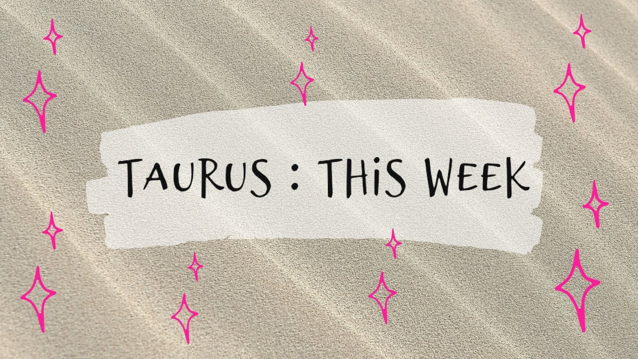TAURUS : 💖 YOU CAN TRUST THIS CONNECTION 💖 | 12th - 18th Oct 2020 | Weekly Predictions