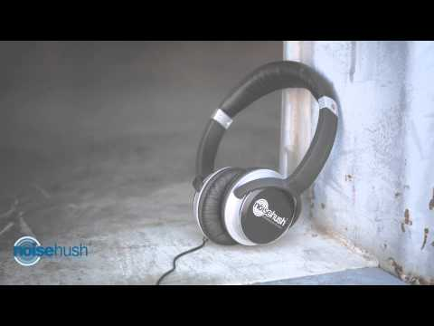 NoiseHush - NX26 Headphones