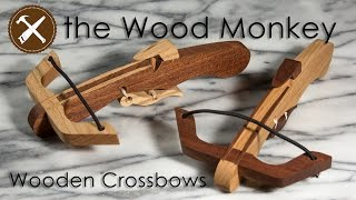 Wooden Crossbows