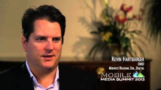 Kevin Hartbarger, Midwest Regional Director-Digital, OMD - Mobile Media Summit Chicago