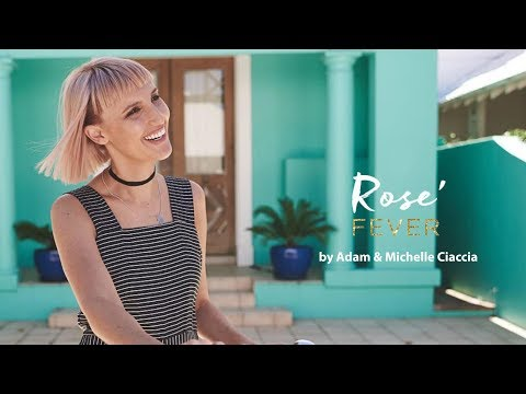 BlushingBlondes How-To: Create a Rosé Fever Look featuring Adam Ciaccia | Matrix