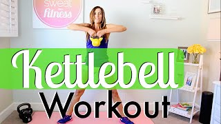 Kettlebell Full Body Workout!