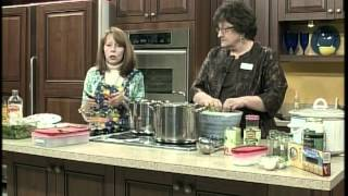 Cooking With Miss O - Program #3 - Spaghetti And Meat Sauce