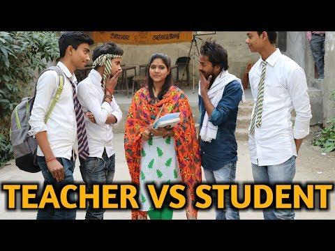 Teacher vs student - | Vijay Kumar |