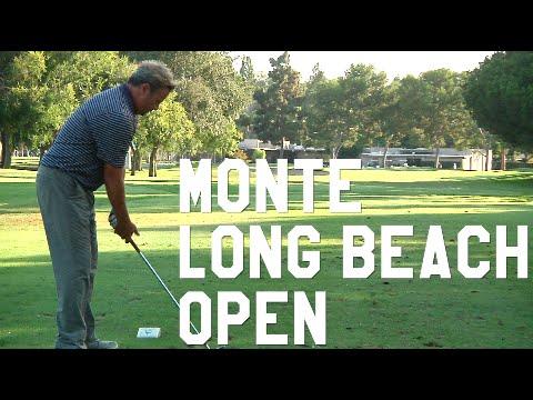GOLF Long Beach Open Round 1 Monte Scheinblum VLOG