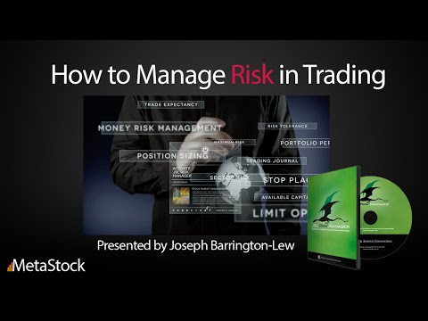 How to Manage Risk when Trading with JBL Risk Manager