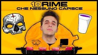 10 RIME CHE NESSUNO CAPISCE #6