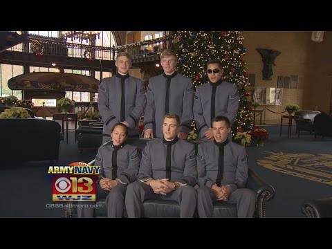 "West Point and the Naval Academy Exchange ""Prisoners"" for a Semester"