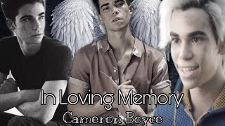 Cameron Boyce; Halo Memorial Tribute 1999-2019
