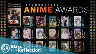 ONCE MORE WITH FEELING! The 4th Crunchyroll Anime Awards!