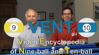 Video Encyclopedia of Nine-ball and Ten-ball (VENT) Instructional DVD Trailer