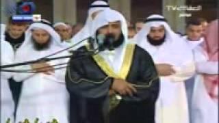 من أروع ما قرأ الشيخ مشاري راشد العفاسي في رمضان 1431   youtube