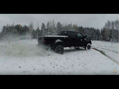 Ford F250  на 700 кобыл