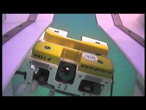 QSTAR ROV TRAINING ENTREVISTA RTVC ROBOTICA SUBMARINA