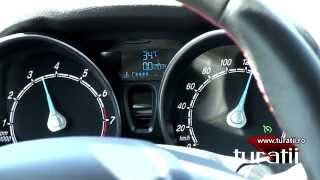 Ford Fiesta 1.0l EcoBoost 140 CP Red/Black explicit video 2 of 2