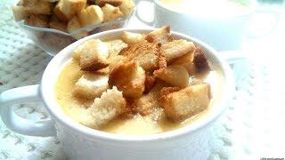 Гороховый Суп-Пюре с Копченостями ♥ | Кулинария | Как приготовить гороховый суп | Крем суп | Soup
