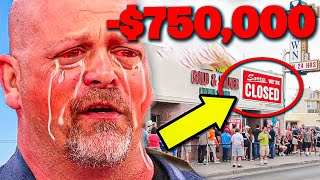 Pawn Stars Deals That NEARLY BANKRUPTED The Pawn Shop