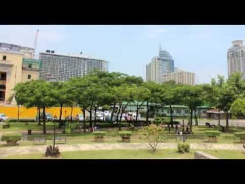 Rizal Park & Torre de Manila   12th Aug  2015