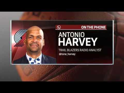 Antonio Harvey Checks-in from Sacramento