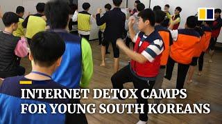 South Korea opens 'smartphone addiction' treatment camps