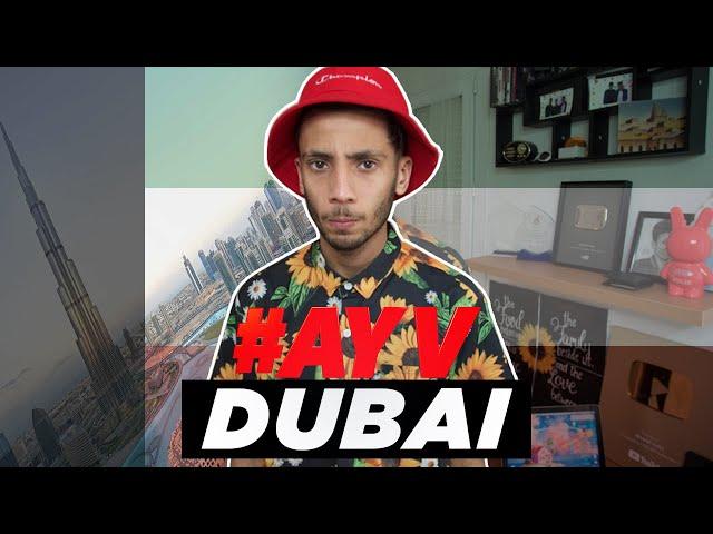 MOURAD OUDIA - DUBAI @AYV05