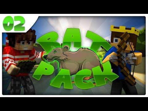 Minecraft: RatPackSMP Episod #2 (Svenska)