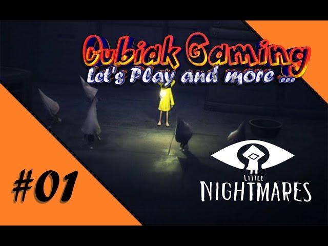 BARFUSS UND MIT REGENMANTEL ★ Let's Play Little Nightmares #01