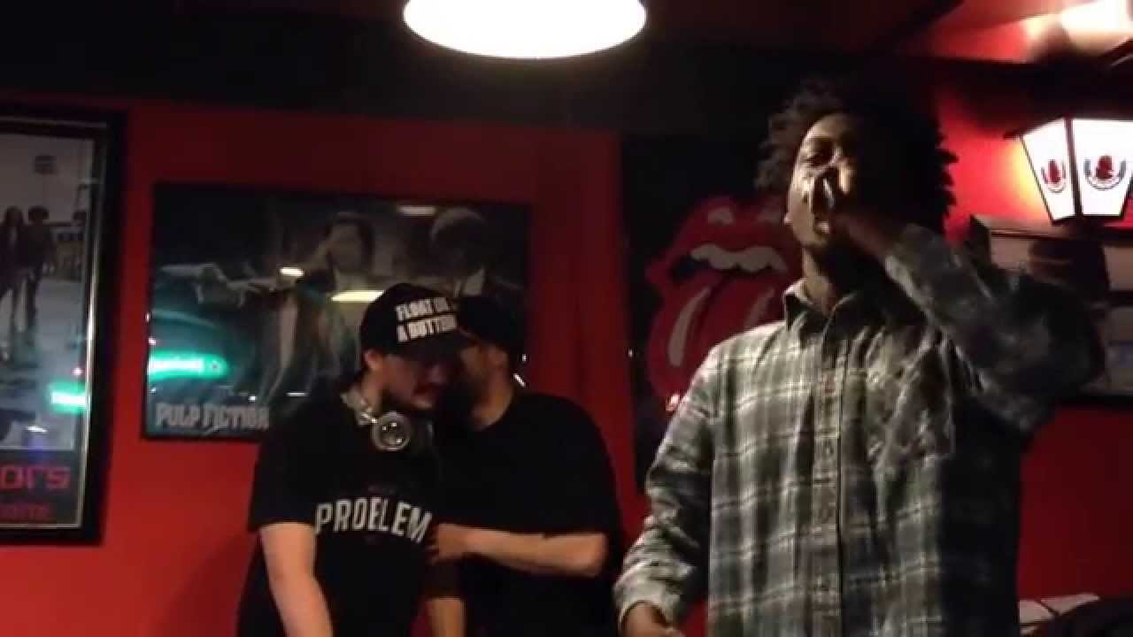 DARIGHTFLAVA (DRF) live @ Red Lion Pub - YouTube