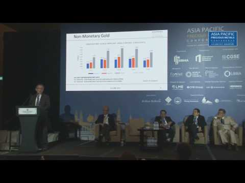 Roundtable - ASEAN Precious Metals Markets and Opportunities - APPMC -2017