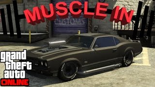 GTA 5 Online Funny Moments - Muscle In