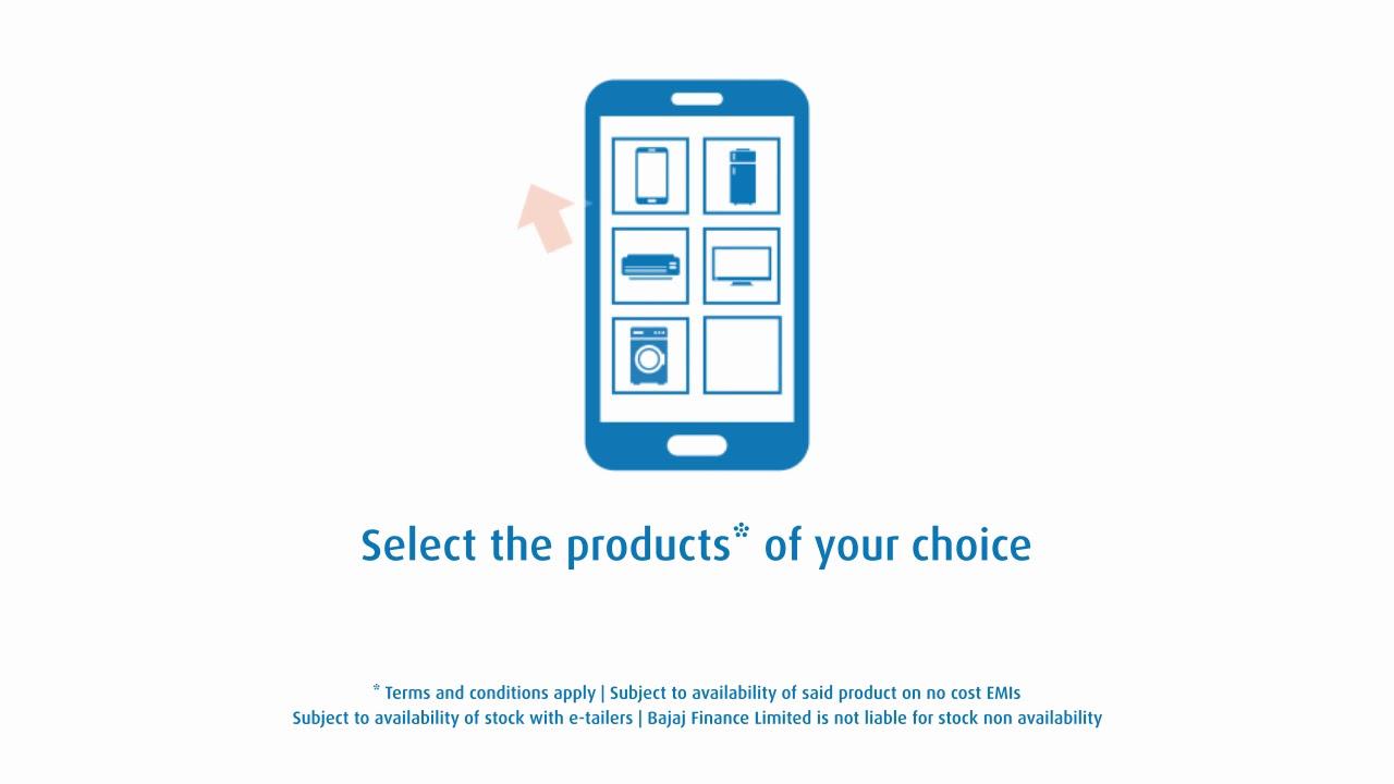 Bajaj Finserv No Cost EMI Offers at Flipkart, Amazon, Samsung & More