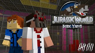 Minecraft: Jurassic World #9 - INSIDE YARVIS