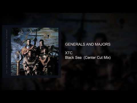 XTC - Generals & Majors (Center Cut)