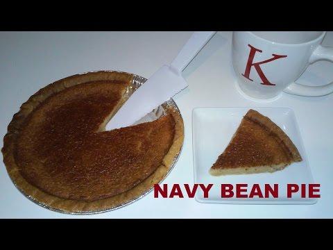 Navy Bean Pie Recipe