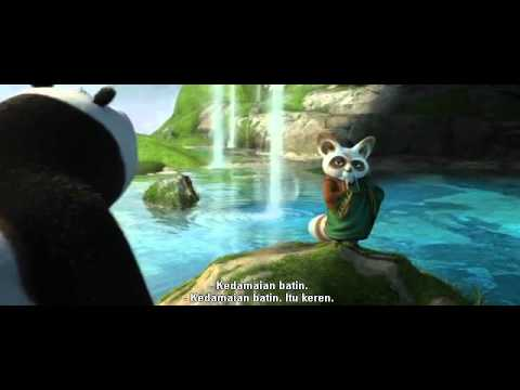 Kung Fu Panda 2 Inner Peace Scene Youtube