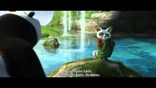Kung Fu Panda 2 - Inner Peace scene