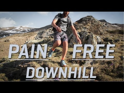 Downhill Technique & Tips to Save Your Ankles! ��️