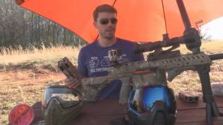 YouTube Paintball Event & The Dye DAM