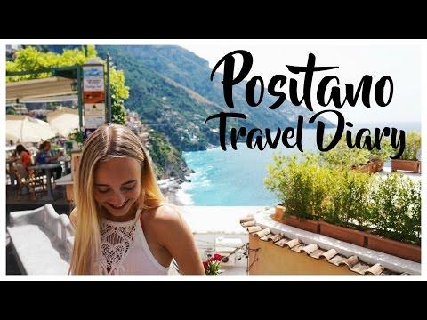 Positano, Italy Travel Diary 2016
