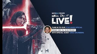 We'll Do It Live Star Wars Special – WatchMojo's Live Show