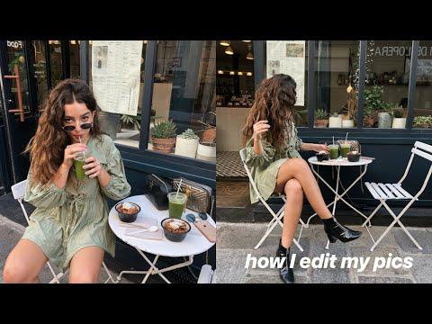 How I Edit My Instagram Photos 2018 | Vintage Theme, Vsco + Facetune