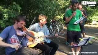 Jazz picnic Berlin 2nd August 2015