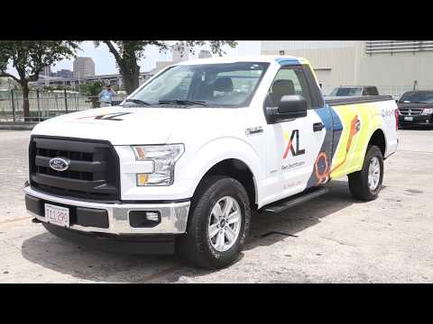The First Plug-In Hybrid Ford Pickup Truck: XL's F-150 and F-250