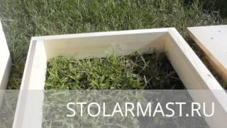 видео Составные деревянные конструкции