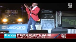 COKOBAR.COM HIGHLIGHTS - AY LIVE LONDON 2013 SPECIAL - PART 1