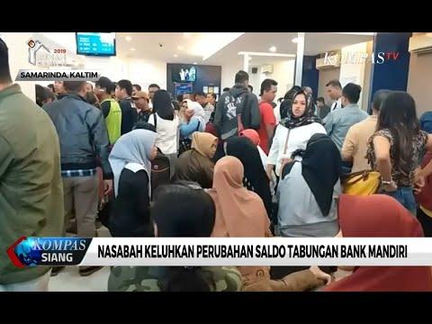 Nasabah Keluhkan Perubahan Saldo Tabungan Bank Mandiri