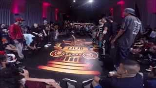 Red Bull BcOne World Final 2015 Italy Rome - ITALY VS rest Of the World
